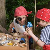 Kids Workshop - Piraten Kleurplaten Maken