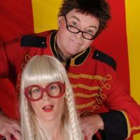 Clarance & Clarise de Circusrekwisiteurs inhuren of boeken?