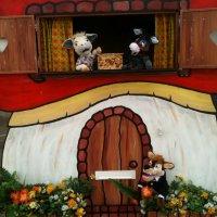 Poppentheater De Sprookjes Paddenstoel inhuren of boeken?