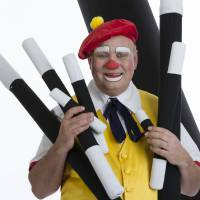 Clown Kriek Kindershow