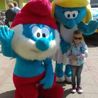 Meet & Greet De Smurfen