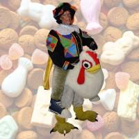 Harrie de Haan & de Beesten Zwarte Piet