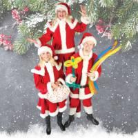 Het Te Gekke Kerst Team - 3 personen