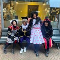 4 Speciale Zwarte Pieten