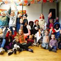 Zwarte Pieten Disco Feest