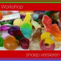 Workshop Snoep Versieren