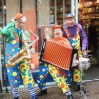 Double Eagle Dixie - Clowns Orkest