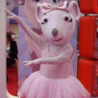 Meet & Greet Angelina Ballerina
