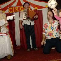 Circus voor Sinterklaas