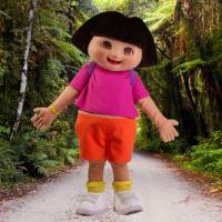 Dora Meet & Greet Boeken of Inhuren?