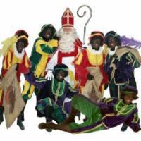Sinterklaas voor op het werk