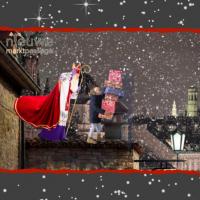 Greenscreen Fotografie voor Sinterklaas