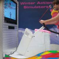 De Virtual Ski Simulator