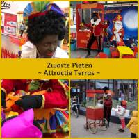 Kris Kras Zwarte Pieten Attractie Terras