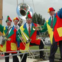 Swinging Dixieband - Clowns