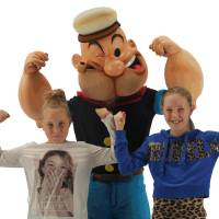 De Sterkste Ouder - Spelshow Popeye