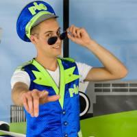 Piloten Kindershow - Pio Piloot