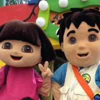 Dora & Diego - Minishow