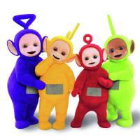 Meet & Greet Teletubbies boeken of huren?