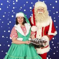 Zoen van de Kerstman & het Kerstvrouwtje