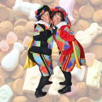 De Style Pieten van Sinterklaas