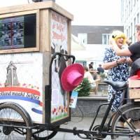 Hollandse Selfie Bakfiets