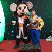 Maarten en Empi vieren Carnaval