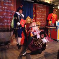 Sinterklaaspret met Clown Flap