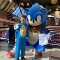 Meet & Greet Sonic