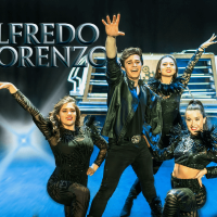 Illusionist Alfredo Lorenzo