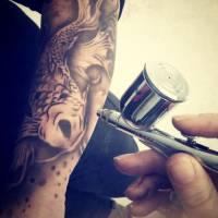 Airbrush Tattoo's