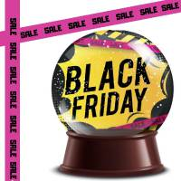 Black Friday Globe