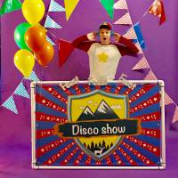 Tommie's Disco Show - Interactieve Kinderdisco