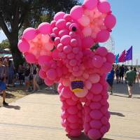 Levende Ballon Figuren