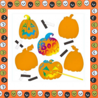 Kids Workshop - Halloween Magneten Maken