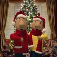 Meet & Greet Buurman en Buurman met Kerst