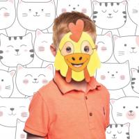 Kids Workshop - Dieren Maskers Maken
