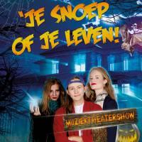 Halloweenshow Je Snoep of je Leven
