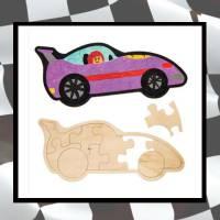 Kids Workshop - F1 Raceauto Puzzels Maken