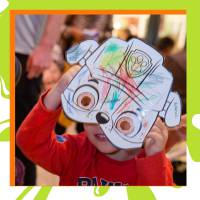 Nickelodeon Creative Zone - Maskers Maken