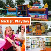 Nick Jr. Playday