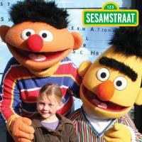 Bert en Ernie meet and greet boeken of inhuren