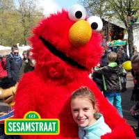 Meet & Greet Elmo Boeken of Inhuren?
