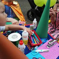 Kids Workshop - Heksen Puntmutsen Maken