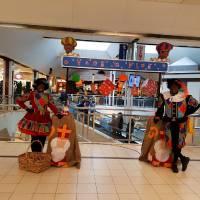 Sinterklaas spel - Cadeau Vangspel