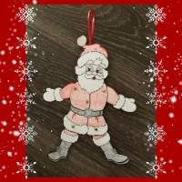 Kids Workshop - Kerstmannen Trekpoppen maken