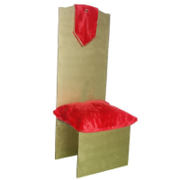 Standaard  SinterklaasTroon