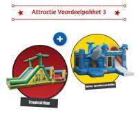 Attractie Voordeelpakket 3