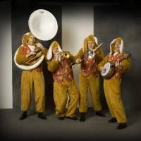 Swinging Dixieband - Paashazen orkest