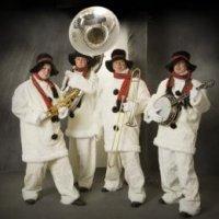Swinging Dixieband - Sneeuwpoppen